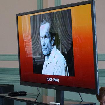 """Презентация """"Четвертой Вологды"""" В.Т. Шаламова состоялась!"""