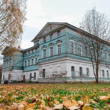 Новые информационные таблички и статьи для усадеб Спасское-Куркино и Дудинское